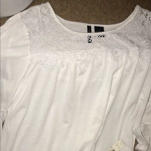 White new directions top